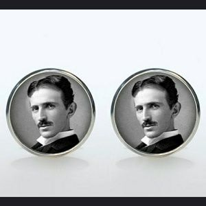 Other - Tesla cuff links